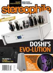 Stereophile Magazine Subscription May 1st, 2021 Issue