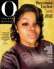 O, The Oprah Magazine Subscription September 1st, 2020 Issue