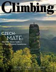 Climbing Magazine Subscription October 13th, 2020 Issue