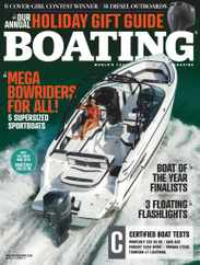 Boating Magazine Subscription November 1st, 2020 Issue