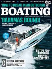 Boating Magazine Subscription October 1st, 2020 Issue