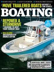 Boating Magazine Subscription August 1st, 2021 Issue