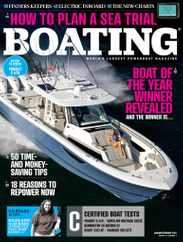 Boating Magazine Subscription January 1st, 2021 Issue