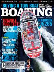 Boating Magazine Subscription June 1st, 2021 Issue