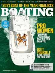 Boating Magazine Subscription November 1st, 2021 Issue