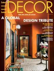 Elle Decor Magazine Subscription November 1st, 2020 Issue