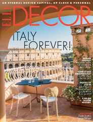 Elle Decor Magazine Subscription May 1st, 2021 Issue
