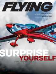 Flying Magazine Subscription December 1st, 2020 Issue