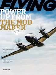 Flying Magazine Subscription October 1st, 2020 Issue