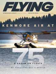 Flying Magazine Subscription April 1st, 2021 Issue