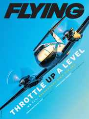 Flying Magazine Subscription August 1st, 2021 Issue