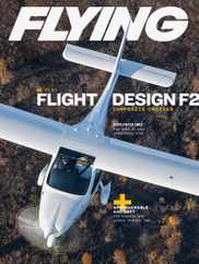 Flying Magazine Subscription January 1st, 2021 Issue