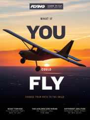 Flying Magazine Subscription June 8th, 2021 Issue
