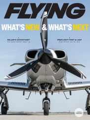 Flying Magazine Subscription November 1st, 2021 Issue