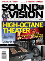 Sound & Vision Magazine Subscription October 1st, 2020 Issue