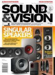 Sound & Vision Magazine Subscription June 1st, 2021 Issue