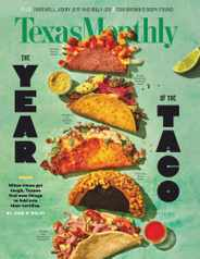 Texas Monthly Magazine Subscription December 1st, 2020 Issue