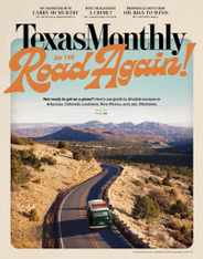 Texas Monthly Magazine Subscription May 1st, 2021 Issue