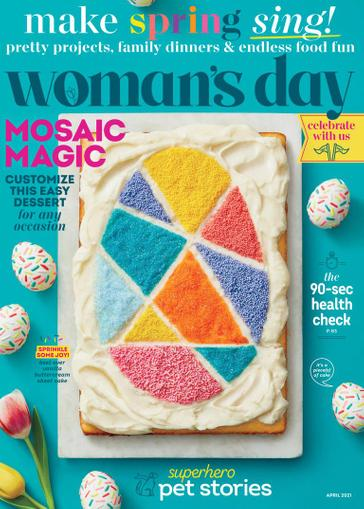 4-Year Woman's Day Magazine Subscription