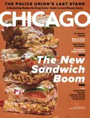 Chicago Magazine Subscription November 1st, 2020 Issue