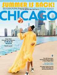 Chicago Magazine Subscription June 1st, 2021 Issue