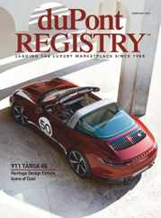 Dupont Registry Magazine Subscription February 1st, 2021 Issue