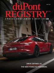 Dupont Registry Magazine Subscription May 1st, 2021 Issue
