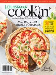 Louisiana Cookin Magazine Subscription May 1st, 2021 Issue