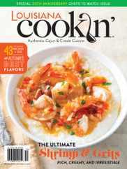 Louisiana Cookin Magazine Subscription September 1st, 2021 Issue