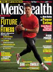 Men's Health Magazine Subscription March 1st, 2021 Issue