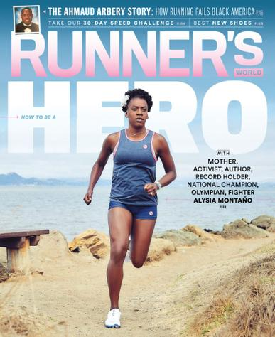 1-Year (11 Issues) of Runner's World Magazine Subscription