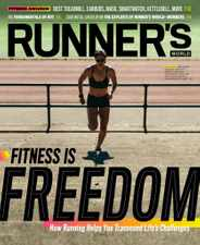 Runner's World Magazine Subscription December 17th, 2020 Issue