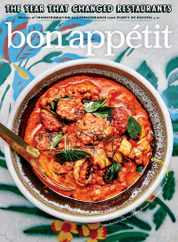 Bon Appetit Magazine Subscription October 1st, 2020 Issue