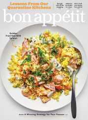 Bon Appetit Magazine Subscription September 1st, 2020 Issue