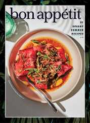 Bon Appetit Magazine Subscription June 1st, 2021 Issue
