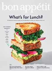 Bon Appetit Magazine Subscription March 1st, 2021 Issue