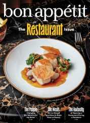 Bon Appetit Magazine Subscription October 1st, 2021 Issue