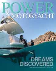 Power & Motoryacht Magazine Subscription December 1st, 2020 Issue