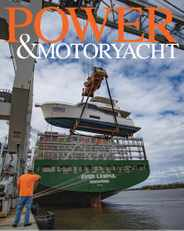 Power & Motoryacht Magazine Subscription October 1st, 2020 Issue