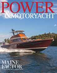 Power & Motoryacht Magazine Subscription February 1st, 2021 Issue