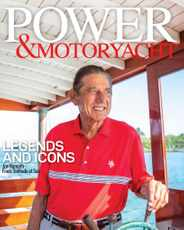 Power & Motoryacht Magazine Subscription May 1st, 2021 Issue