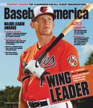 Baseball America Magazine Subscription November 1st, 2020 Issue
