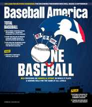 Baseball America Magazine Subscription September 1st, 2020 Issue