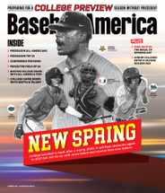Baseball America Magazine Subscription February 1st, 2021 Issue