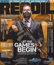 Recoil Magazine Subscription September 1st, 2020 Issue