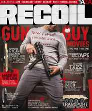 Recoil Magazine Subscription July 1st, 2021 Issue