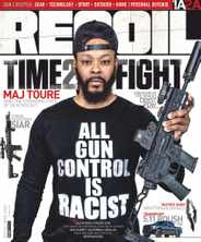 Recoil Magazine Subscription March 1st, 2021 Issue