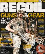 Recoil Magazine Subscription May 1st, 2021 Issue