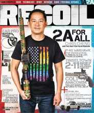 Recoil Magazine Subscription September 1st, 2021 Issue