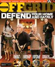 Recoil Offgrid Magazine Subscription April 1st, 2021 Issue